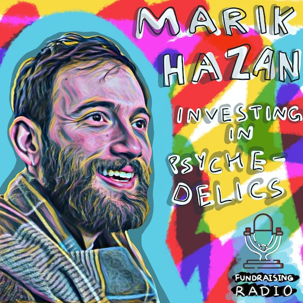 Investing in psychedelics - how does that work and where to start? By Marik Hazan. Image