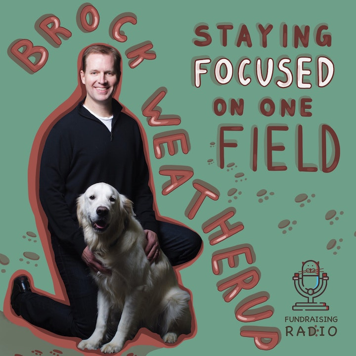 Episode image for Staying focused on one field and getting acquired - Brock Weatherup sharing his experience of creating companies in pet industry.