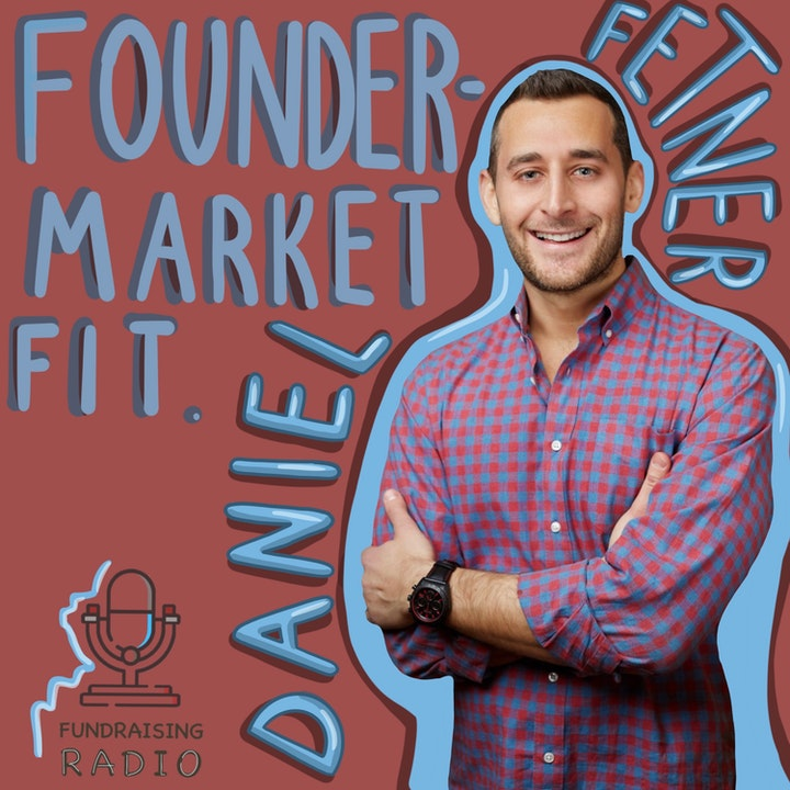 What is founder-market fit and what to do if you don't have one? And how to find a lead investor? By Daniel Fetner.