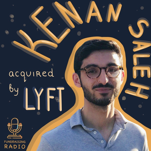 Acquired by Lyft in less than a year - how to approach the process of acquisition, by Kenan Saleh. Image
