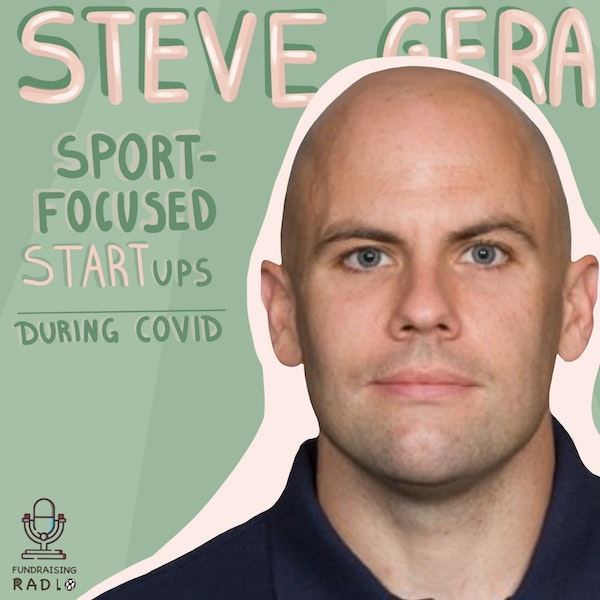 Sport-focused startups during COVID - how are they doing? By Steve Gera. Image