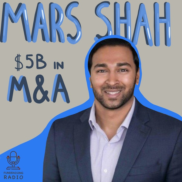 $5B in M&A transactions and sale of auto tech company - RideKleen, Mars Shah on M&A now. Image