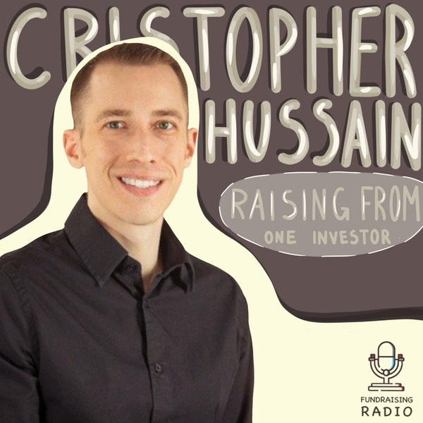 Fundraising after two exits - Christopher Hussain about his lessons learned from previous fundraising experiences. Image