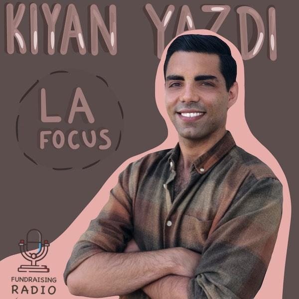 Mucker Capital's focus on LA ecosystem by Kiyan Yazdi, Investor at Mucker Capital. Image