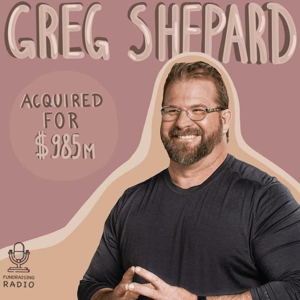 Acquired for $985 million by Ebay - legendary serial entrepreneur, Greg Shepard talks about building startups. Image