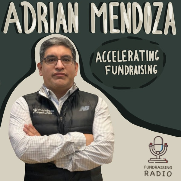 Accelerating fundraising process - Adrian Mendoza on how to raise a round faster. Image