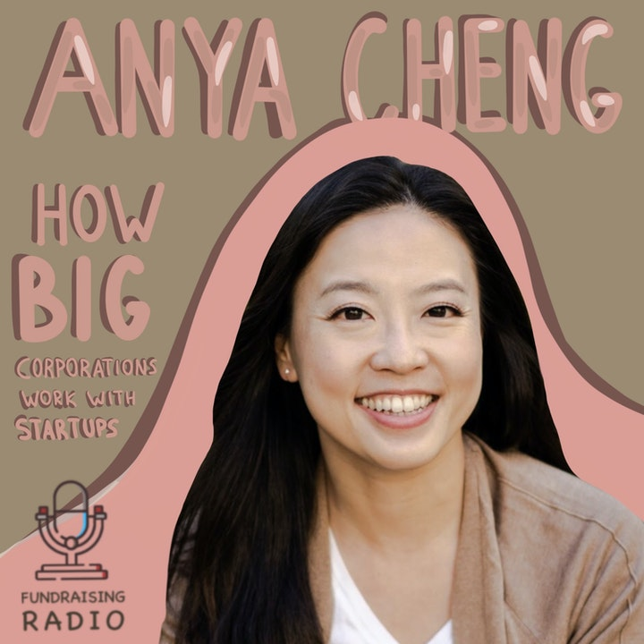 How big corporations work with startups and how to get in touch with one? By Anya Cheng.