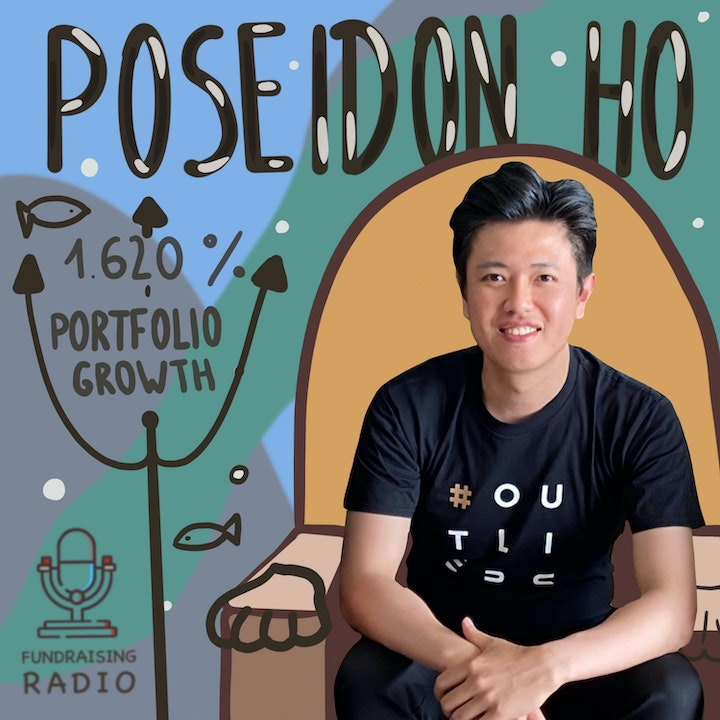 How a student study group evolved into a decentralised venture capital? By Poseidon Ho.