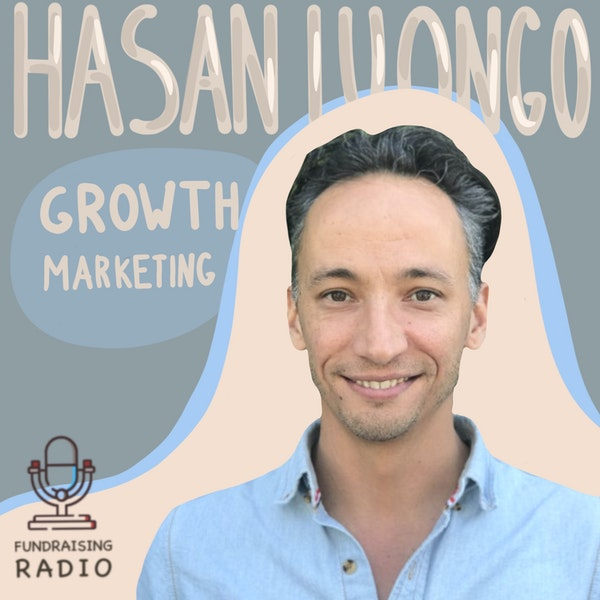 Growth marketing for startups leading to an exit - by Hasan Luongo. Image
