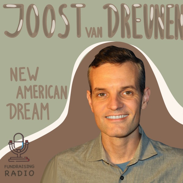 The new American dream - how does it affect startup field? By Joost van Dreunen. Image