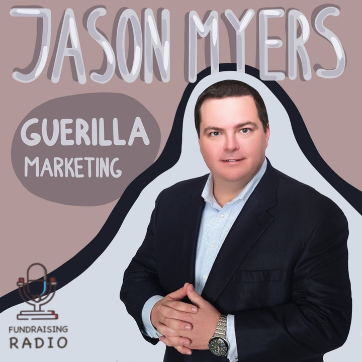 Guerrilla marketing, mergers and sales, by Jason Myers.
