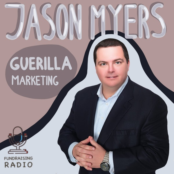 Guerrilla marketing, mergers and sales, by Jason Myers. Image