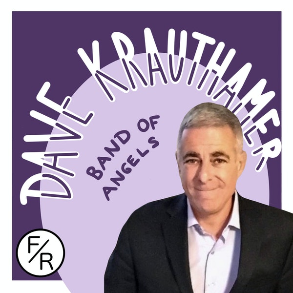Dave Krauthamer, a digital disruptor for The Band of Angels and a group of 200 investors explains how to achieve seed level. Image
