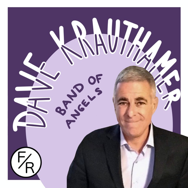 Dave Krauthamer, a digital disruptor for The Band of Angels and a group of 200 investors explains how to achieve seed level.