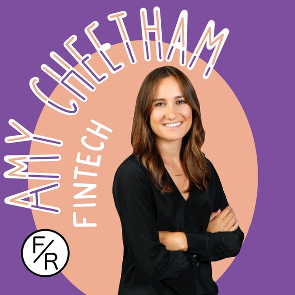 Investing in Fintech by principal at Costanoa Ventures - Amy Cheetham Image