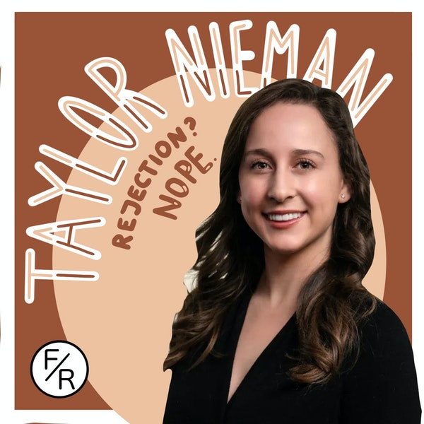 Building relationship after the rejection, by co-founder of Toucan - Taylor Nieman. Image