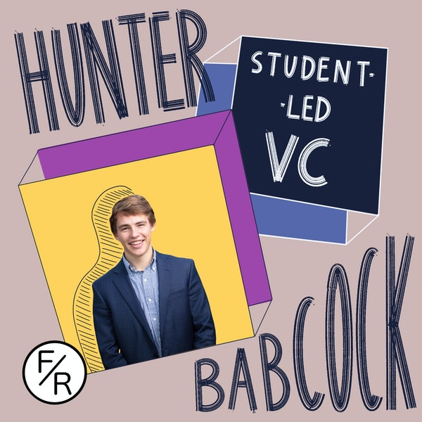 Student-led Venture Capital, how is it different from other VCs? Story of Atland Ventures by Hunter Babcock Image