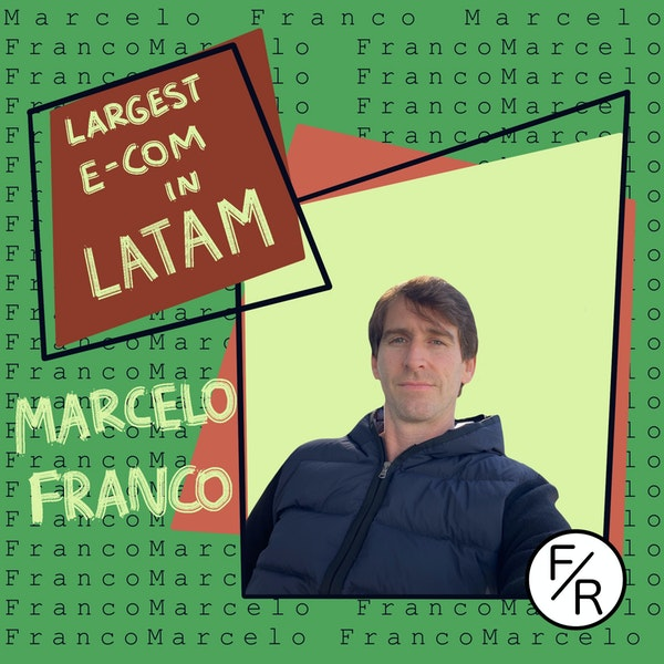 Building and selling an e-commerce empire to become a VC in the US - the story of Marcelo Franco. Image