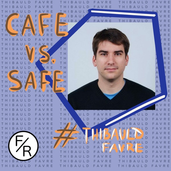 Fundraising Without Pitching—Why Not? A New Way to Raise Money: CAFE. With Thibauld Favre