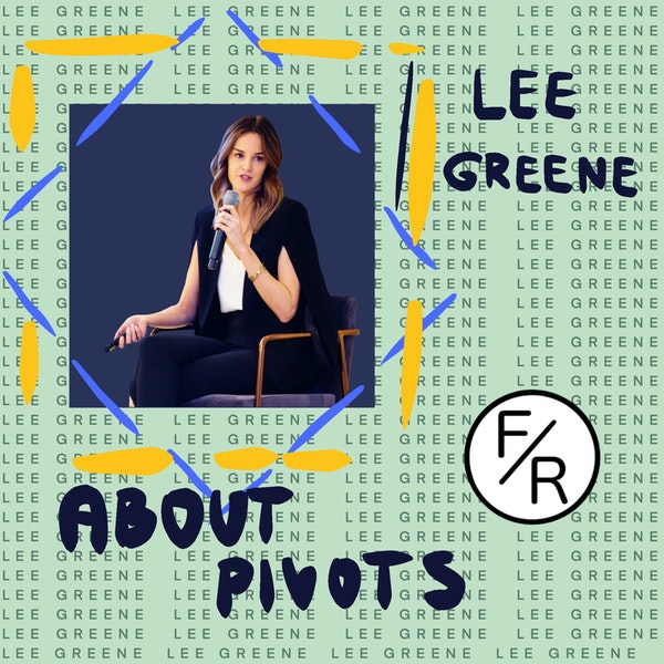 Making the pivot and exiting - Lee Greene on WearAway.