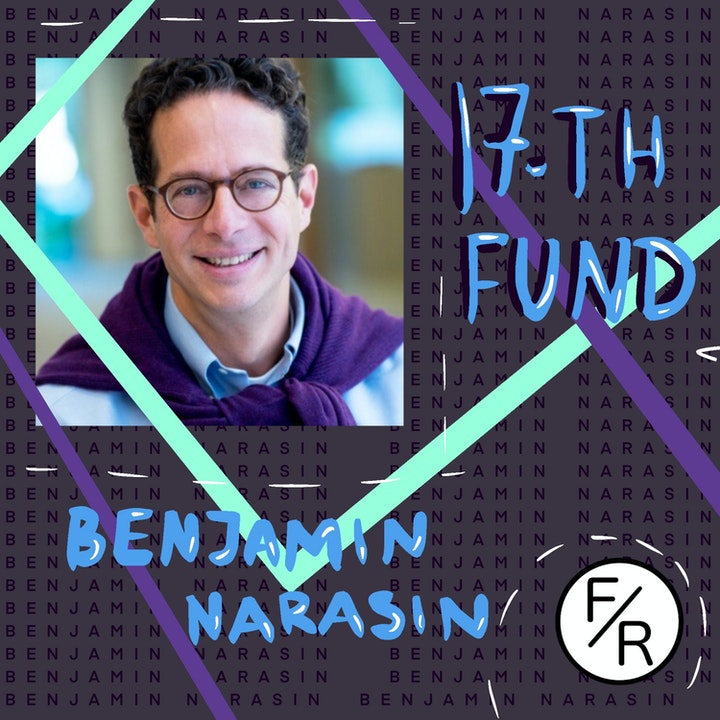 Investing in Apps since the First iPhone was Released - With Benjamin Narasin