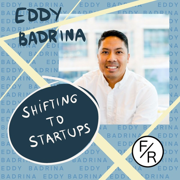 Getting Started in Startups and Reaching an Acquisition - Eddy Badrina on Buzzshift Image