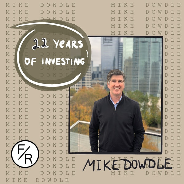 Investing in startups since 1999 and talking about the major changes in the VC space. By Mike Dowdle Image