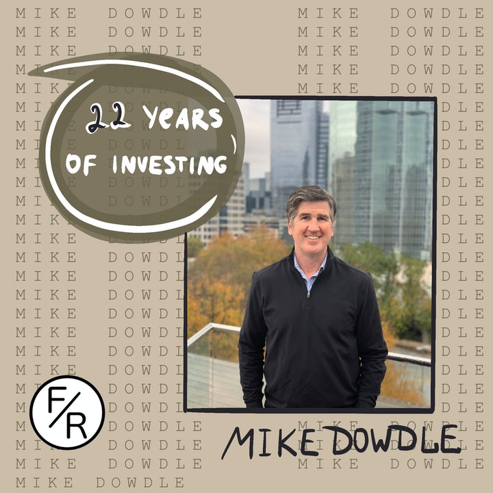 Investing in startups since 1999 and talking about the major changes in the VC space. By Mike Dowdle