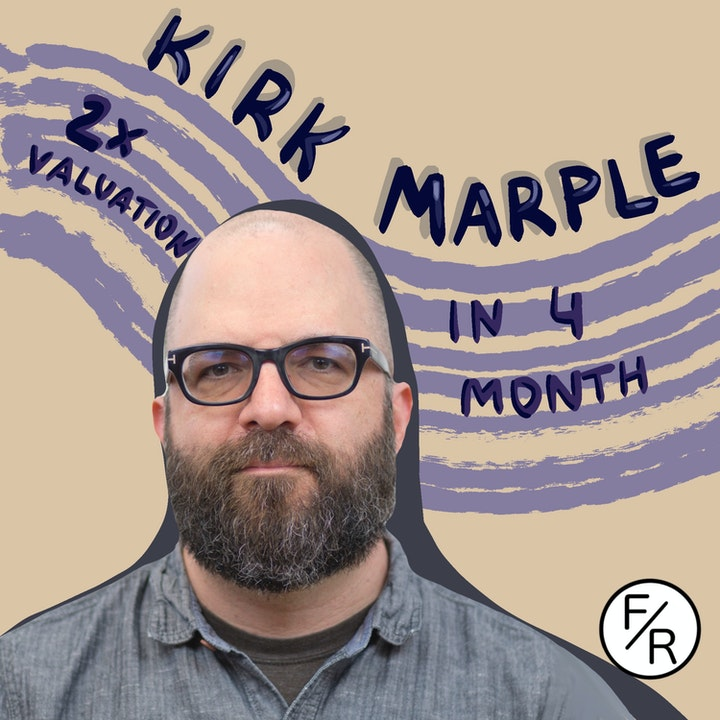 2X valuation in 4 months - how and why? Kirk Marple about Unstruk Data