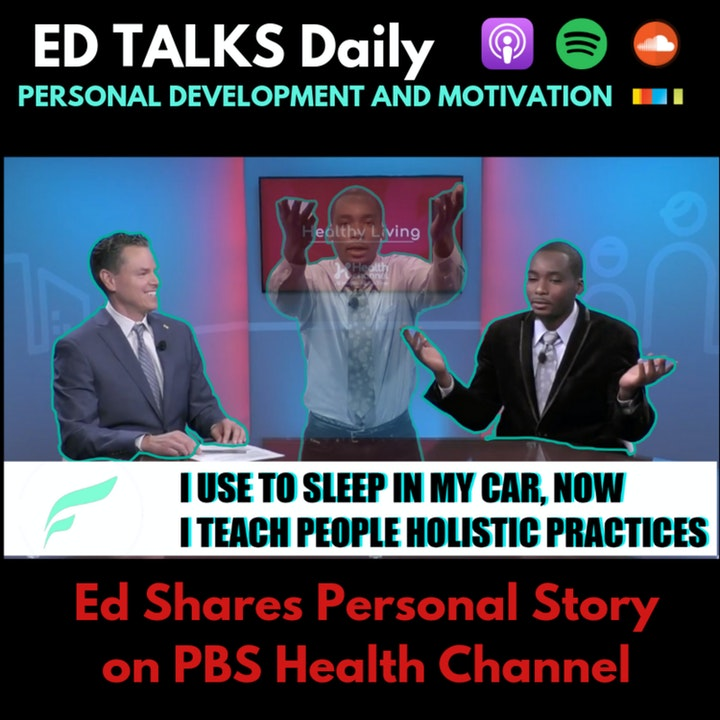 Taichi Helped me in Overcoming Homelessness | Edouard Gilles on PBS Health Channel