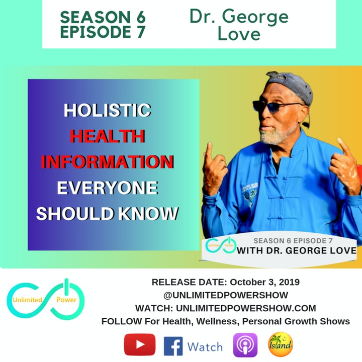 UP #67 How to survive the genocide by diet and epidemic of mental illness | Dr. George X. Love