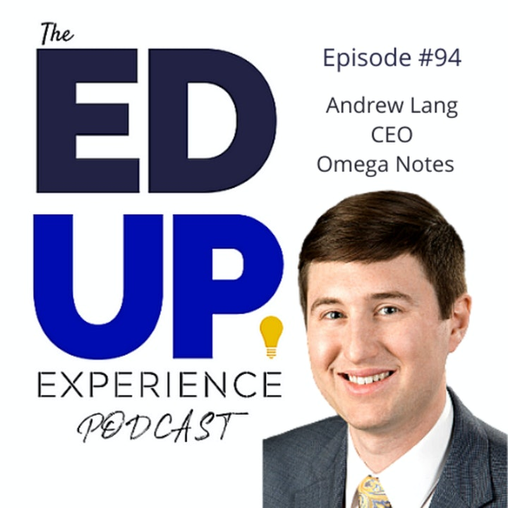 94: How to Use Social Culture as a Retention Tool - with Andrew Lang, CEO, Omega Notes