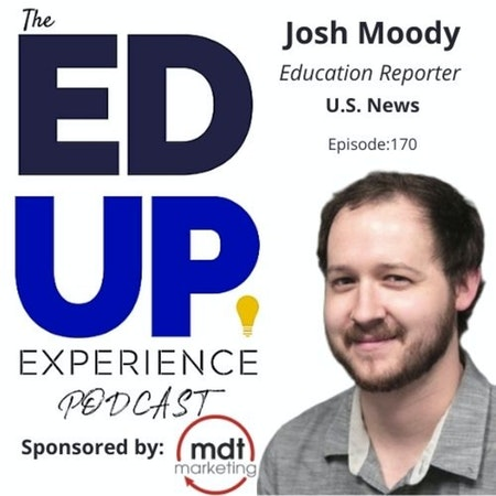170: Fewer 4 Year Degrees - with Josh Moody, Reporter, U.S. News Image