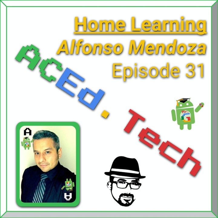 Episode image for EDU: Home Learning with Alfonso Mendoza Jr.