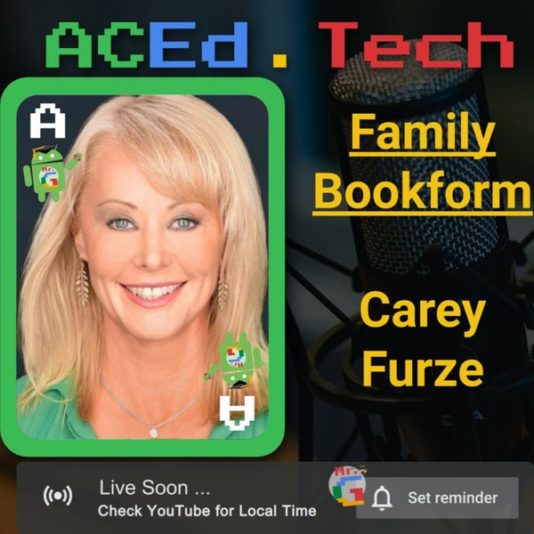 FamilyBookform with Carey Furze