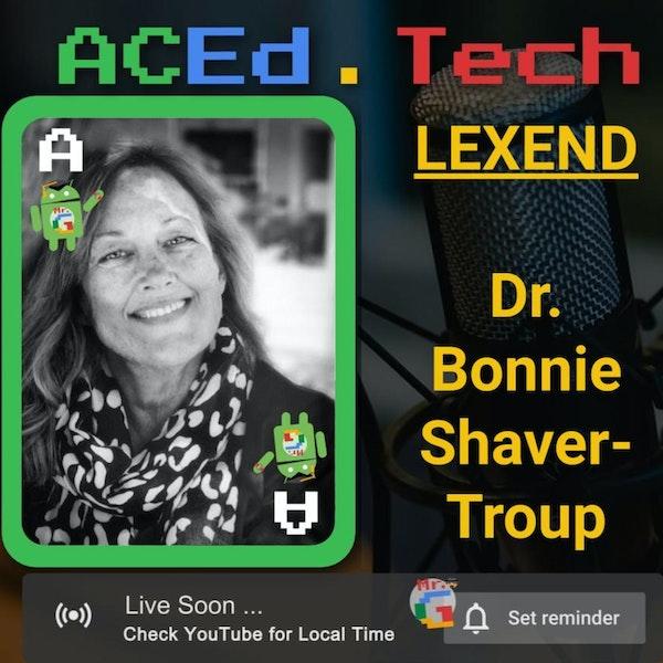 Lexend Google Fonts with Dr. Bonnie Shaver-Troup