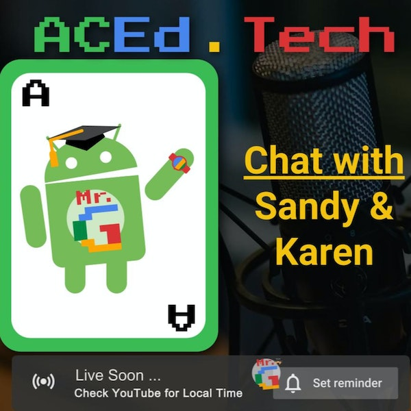 Chat with Sandy and Karen Image