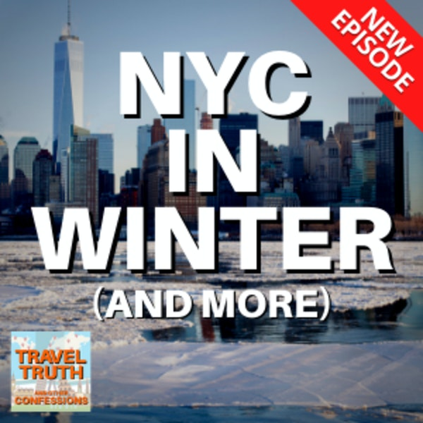 Winter in NYC and COVID 19 Travel Image