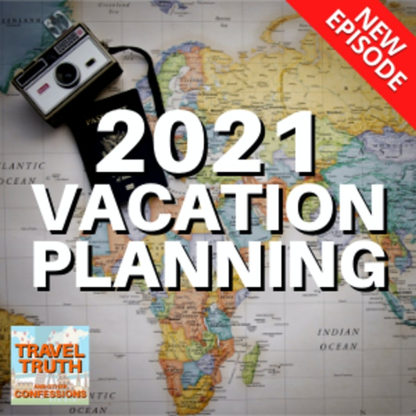 Travel Planning for 2021 Image