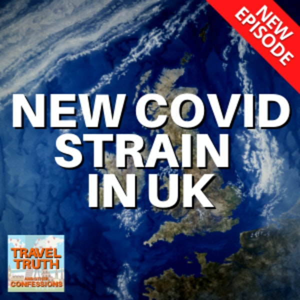 New Strain of Coronavirus in the UK Image