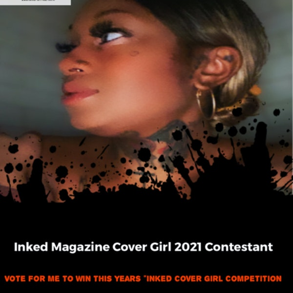 Inked Magazine Cover Girl Search 2021