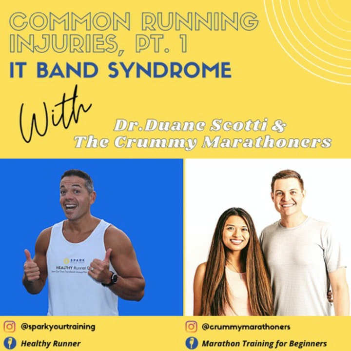 Common Running Injuries Pt. 1, IT Band Syndrome w/ Dr. Duane Scotti