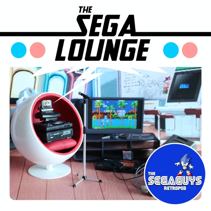 127 - The SEGAGUYS RetroPod