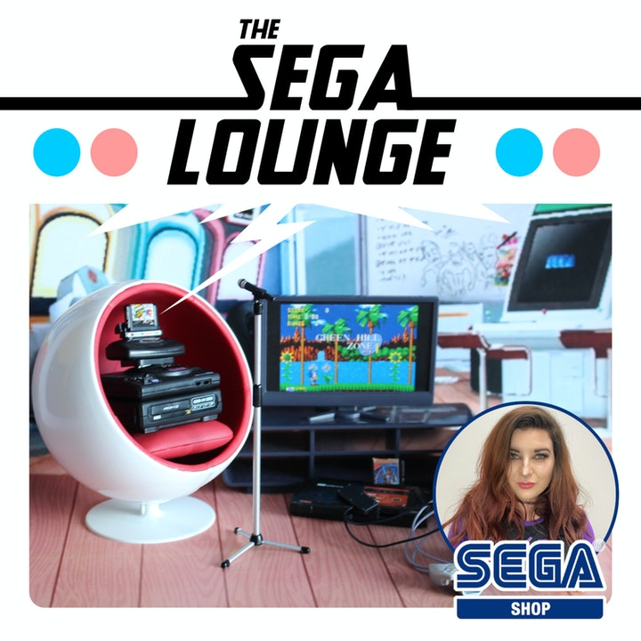 134 - Jord Odell of SEGA Shop Europe