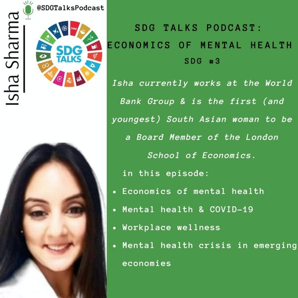 Economics of Mental Health with Isha Sharma Image