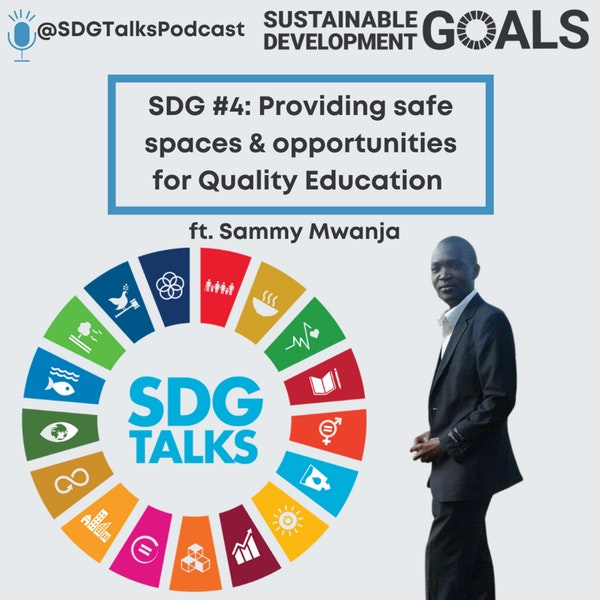 SDG #2 & 4 - Access to food, water and self-empowerment in Kenya with Sammy Mwajna Image