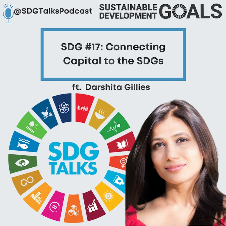 Connecting Capital to the SDGs with Darshita Gillies