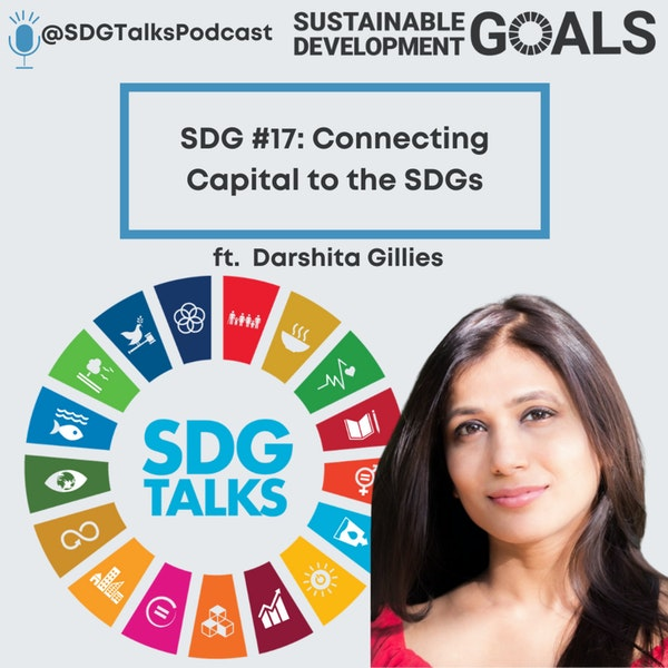 Connecting Capital to the SDGs with Darshita Gillies Image