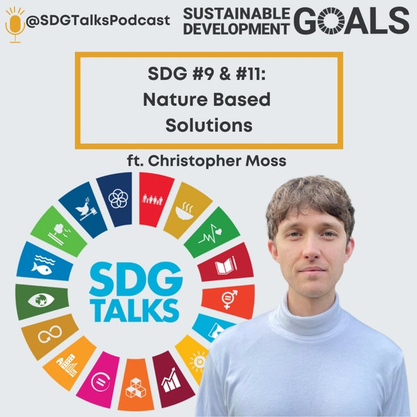 SDG #9 & #11: Natured Based Solutions with Christopher Moss Image