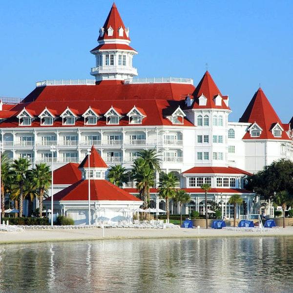 Disney Dish Episode 2 - Magic Kingdom Resorts Tour